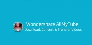 Wondershare AllMyTube