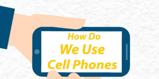 use cell phones