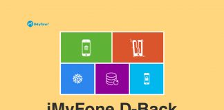 iMyfone D-Back iPhone Data Recovery Solution