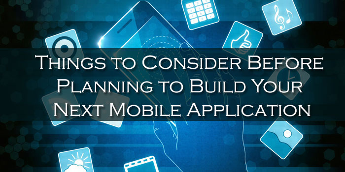 Next mobile app development tips