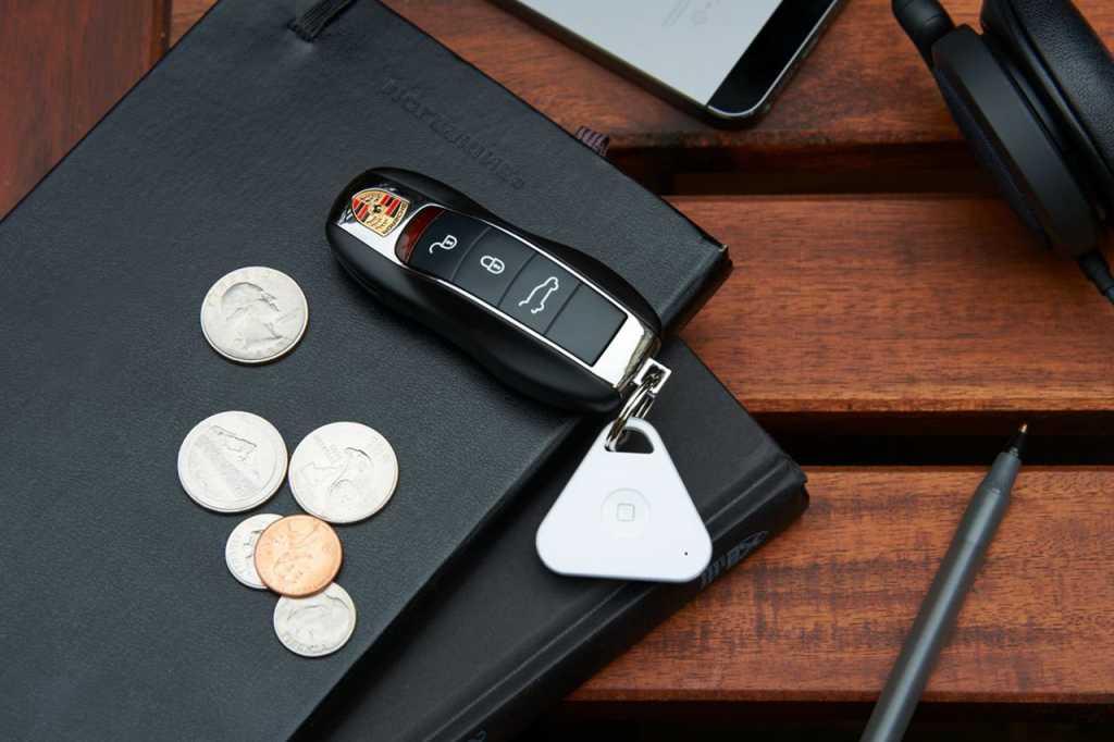 Nonda iHere 3.0 Car Key Finder + Selfie Remote