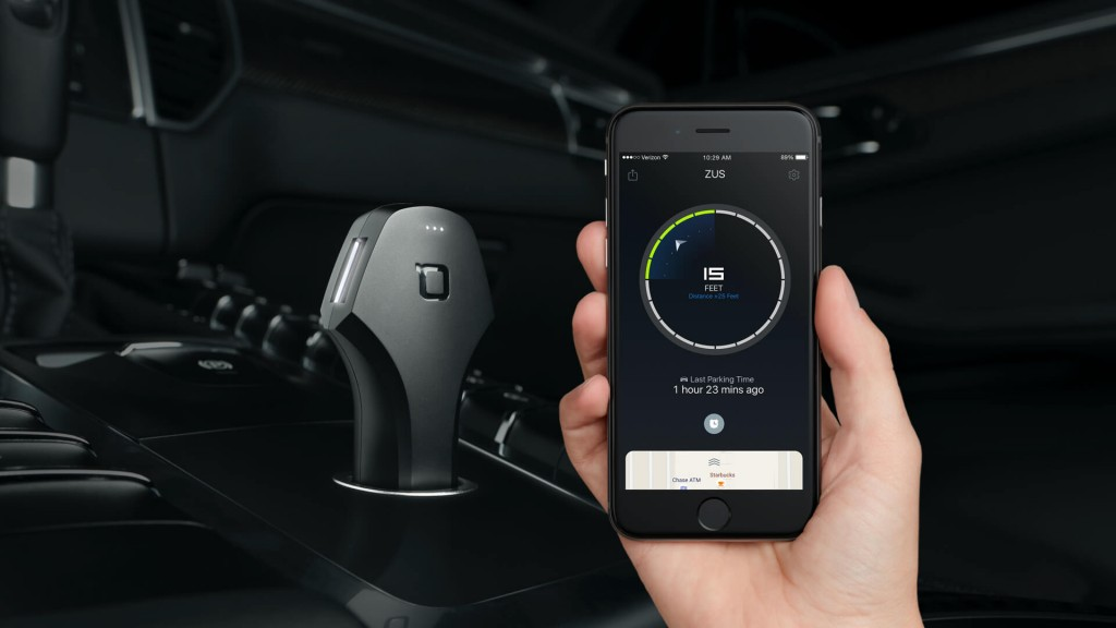 Zus ultra fast usb charger