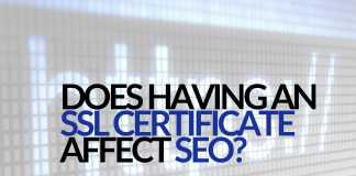 Does SSL certificate help SEO