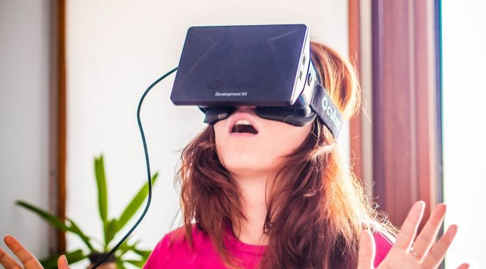 Virtual reality for business