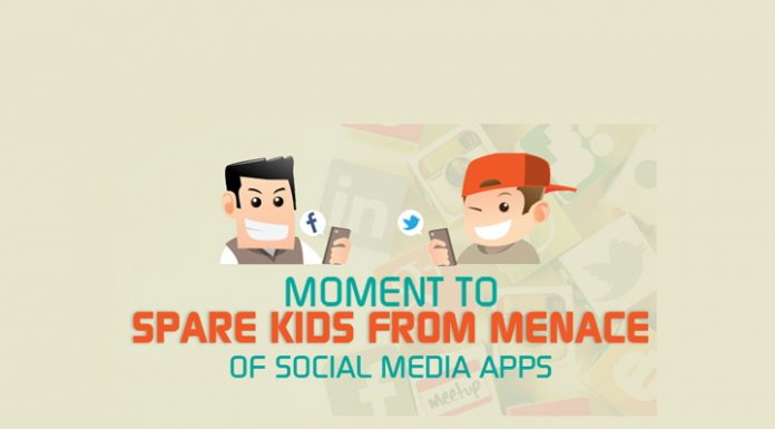 Spare Teenagers from Threat of Social Media