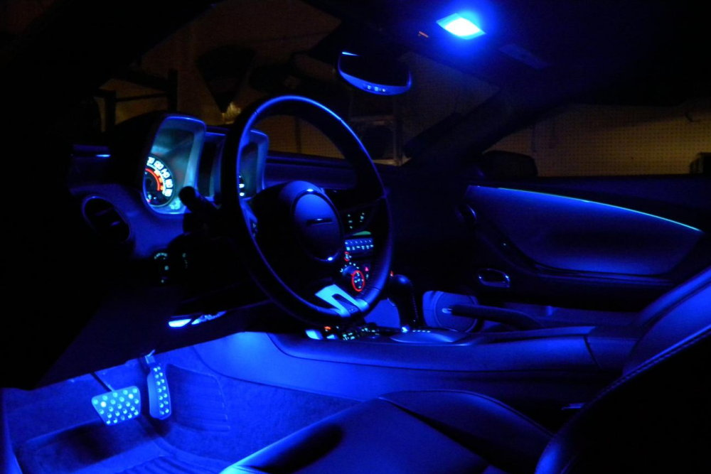 Car led lighting