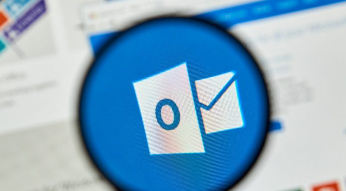 MS Outlook password authentication