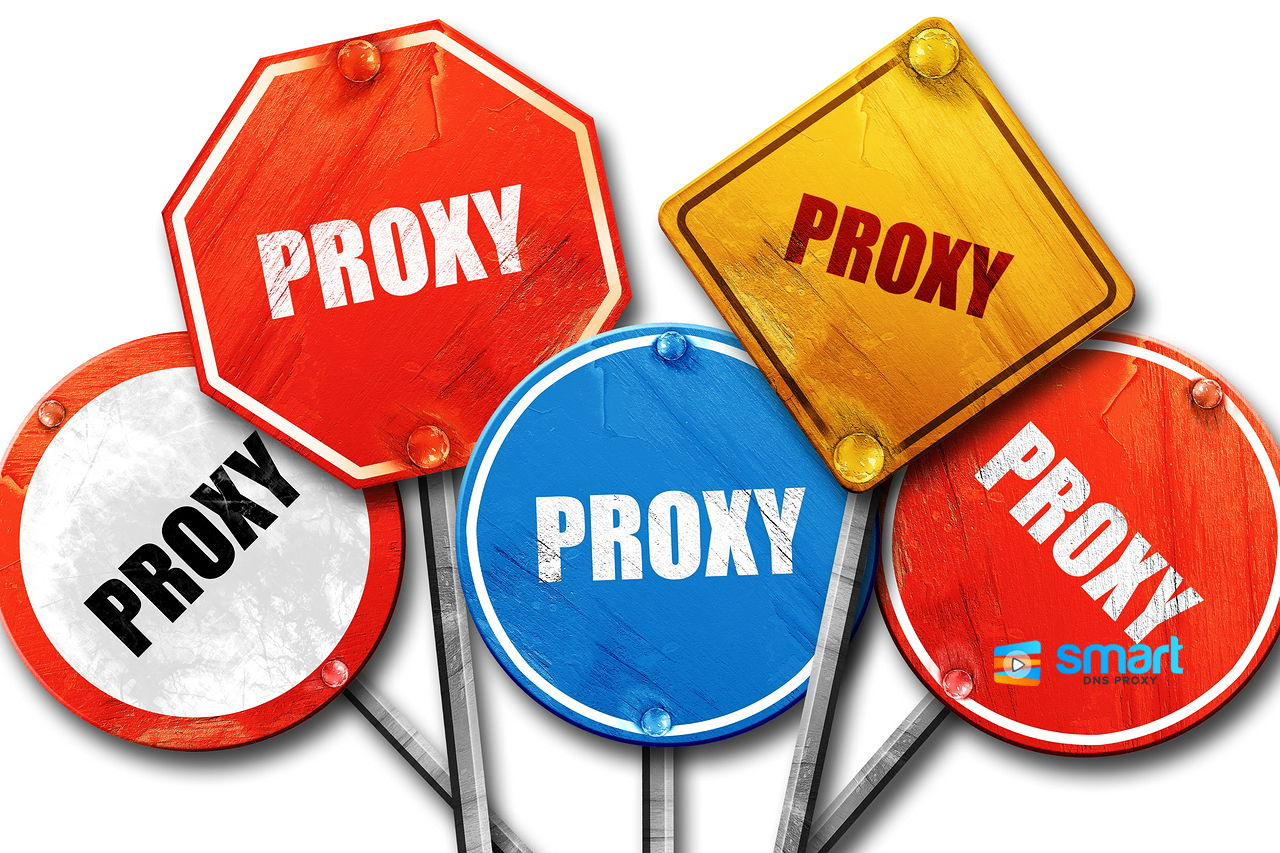 Smart DNS Proxy the Way to Unblock Websites with Fast Streaming
