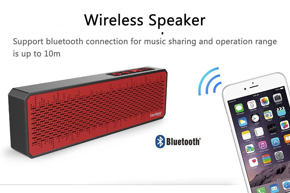 Trendwoo Wireless speaker