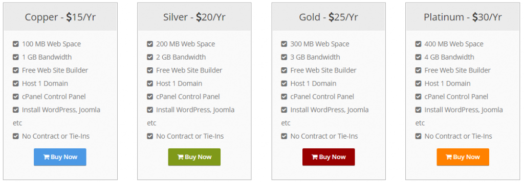 milesweb affordable hosting plans