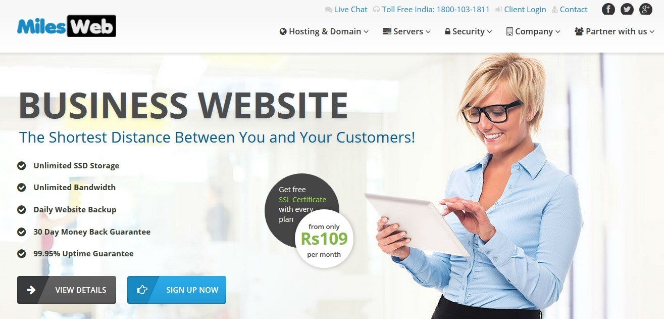 Hosting plans to fulfil modern day needs milesweb review milesweb web hosting plans and pricing 1betcityfo Images