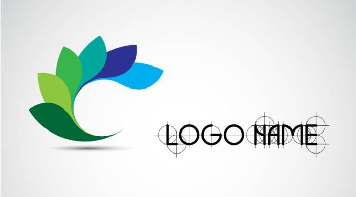 An eye-catching logo