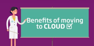 Cloud solution for business