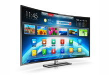 Curved Smart TVs