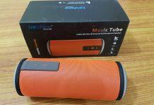 Trendwoo music tube unboxed