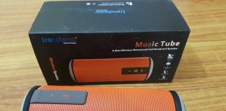 Trendwoo music tube unboxed