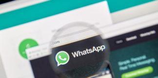 WhatsApp Desktop for Mac or Windows PC