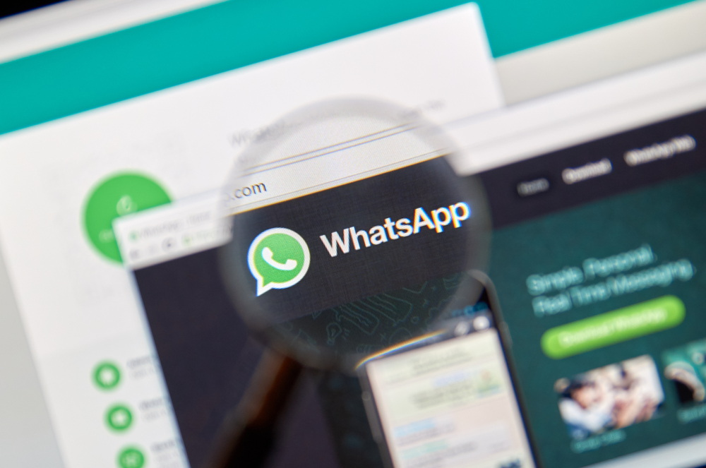 Whatsapp desktop version