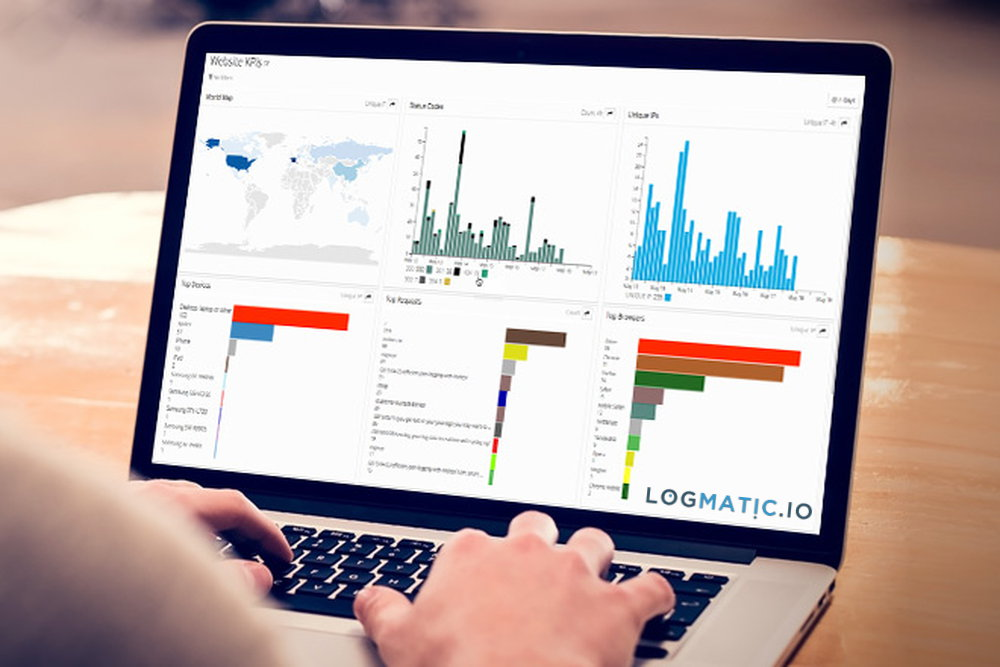 Logmatic.io log analyzer