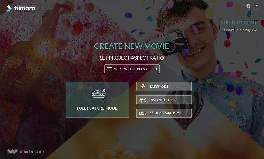 download wondershare filmora free trial