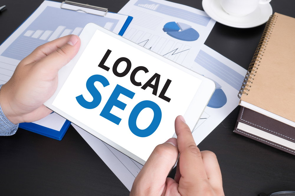 What is local citation in SEO