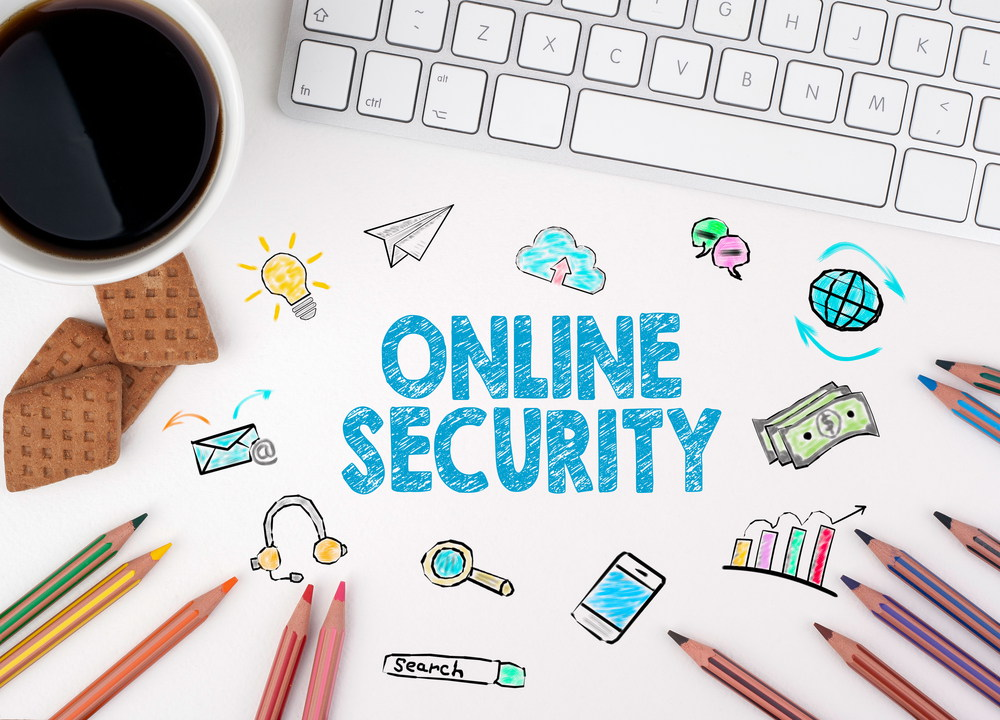 Online security measures