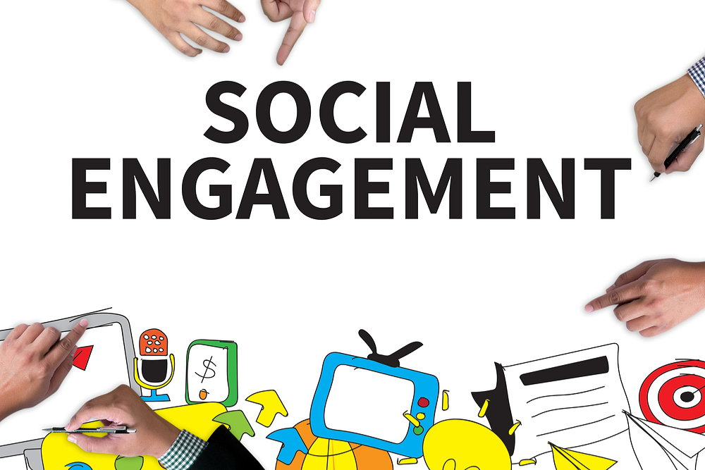 Social media employees and their engagement in the marketing