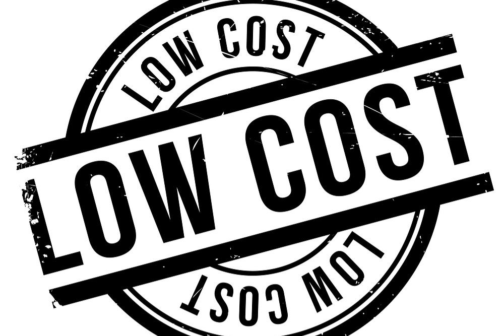 Low running cost