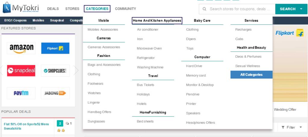 Mytokri categories