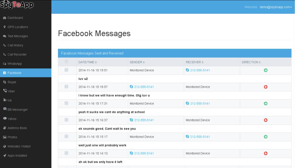 spy on whatsapp messenger online iphone