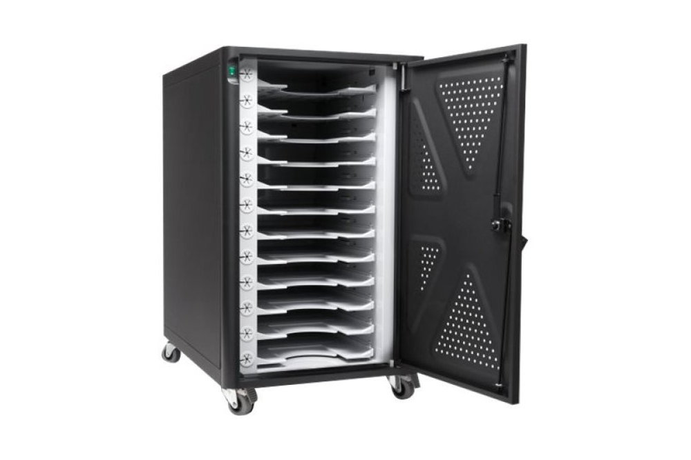 Charging trolley cabinet