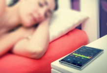 Technology helps sleep better