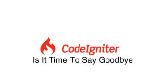 CodeIgniter Goodbye