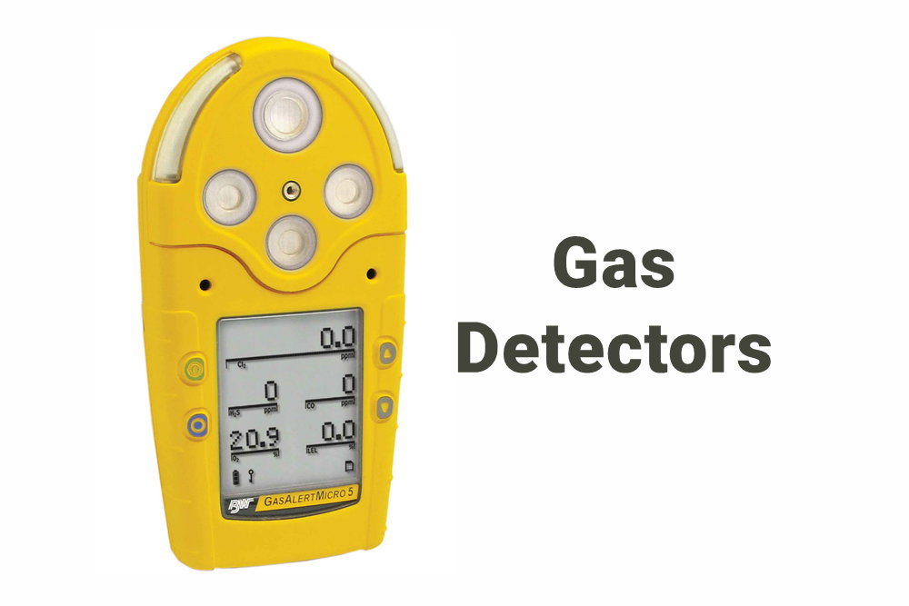 Gas detectors save lives