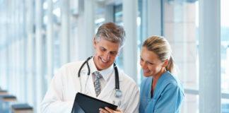 Health industry jobs