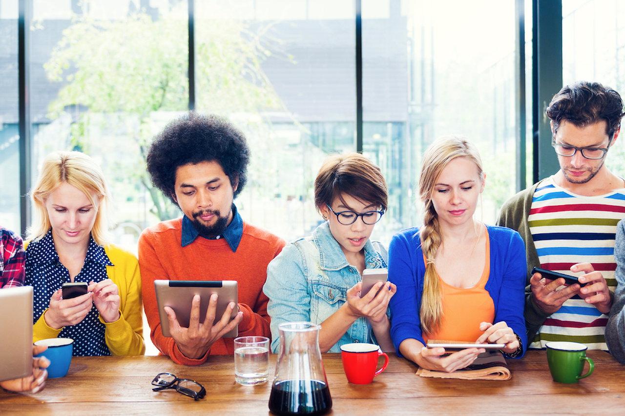 Social media audience feedback