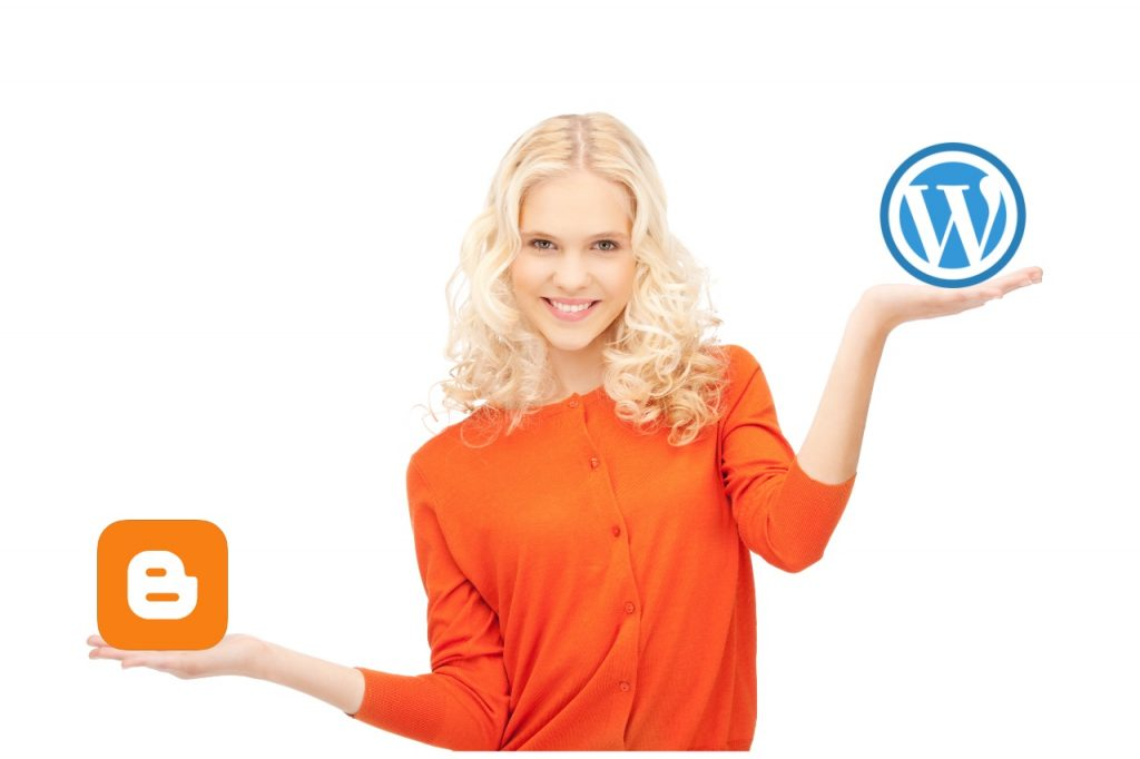 Which is better Blogger or WordPress