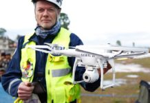 Construction Industry Drone