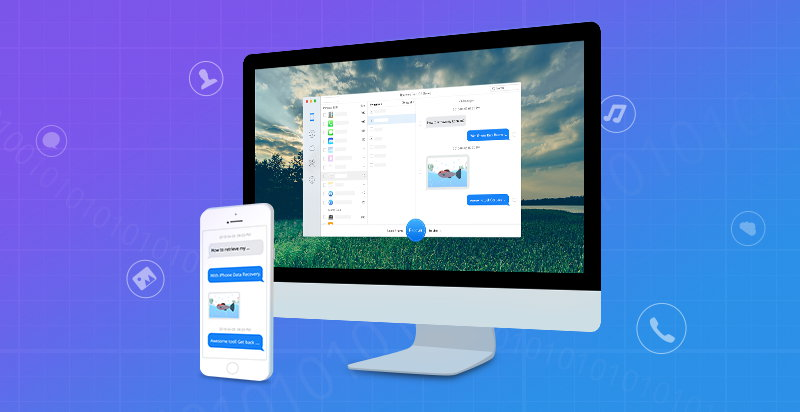 Primo iPhone Data Recovery Brings All Your Lost iPhone Data Back