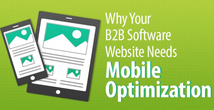 Mobile site optimisation