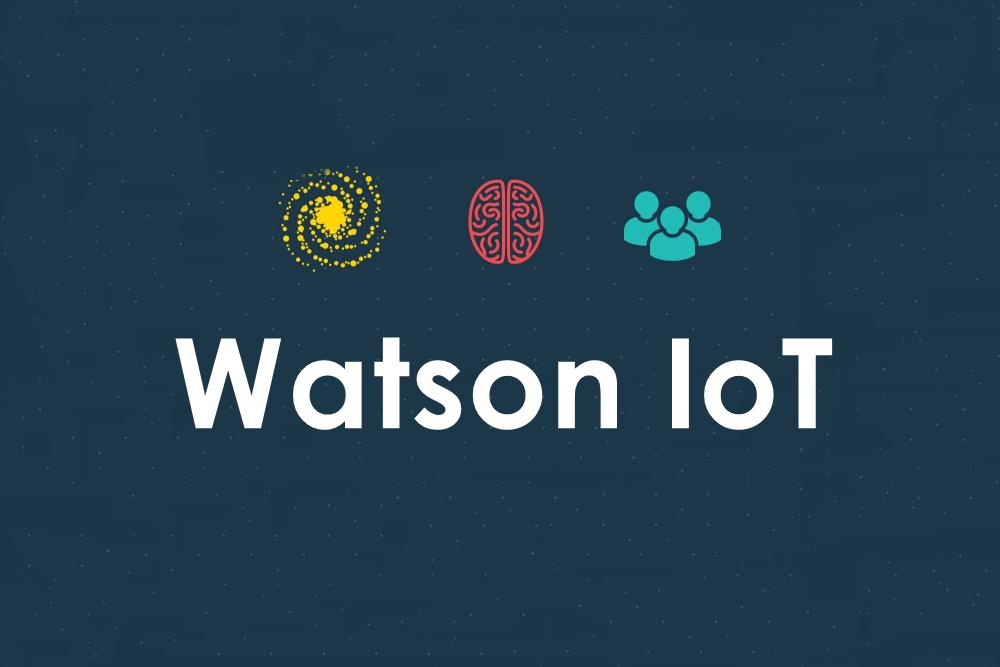 Cognitive IBM Watson IoT