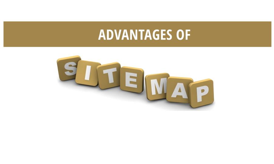 Advantages of sitemap