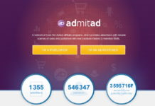 admitad cpa affiliate network review