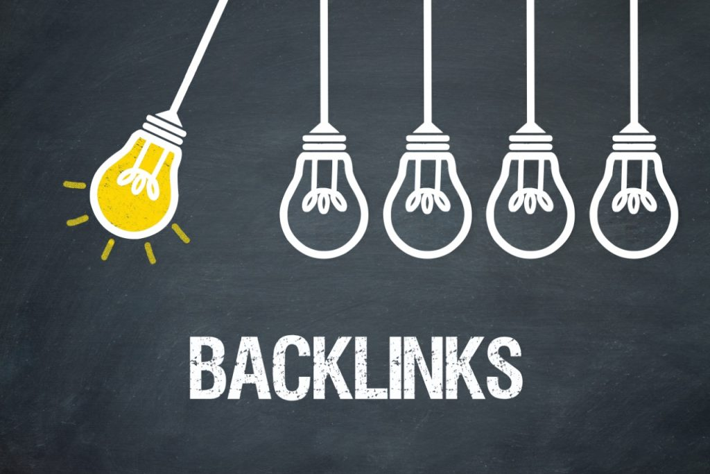How to get backlinks for your website