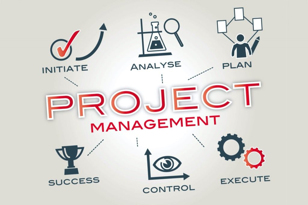 Learning project management