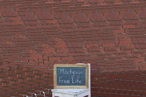 mortgage free life