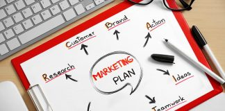 Personal content marketing plan