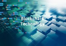 Blockchain Technology And Network Concept