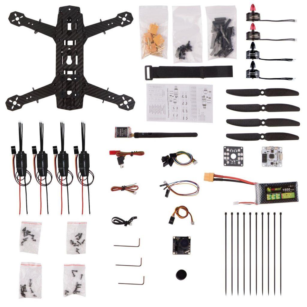 YKS DIY 250 Quadcopter kit