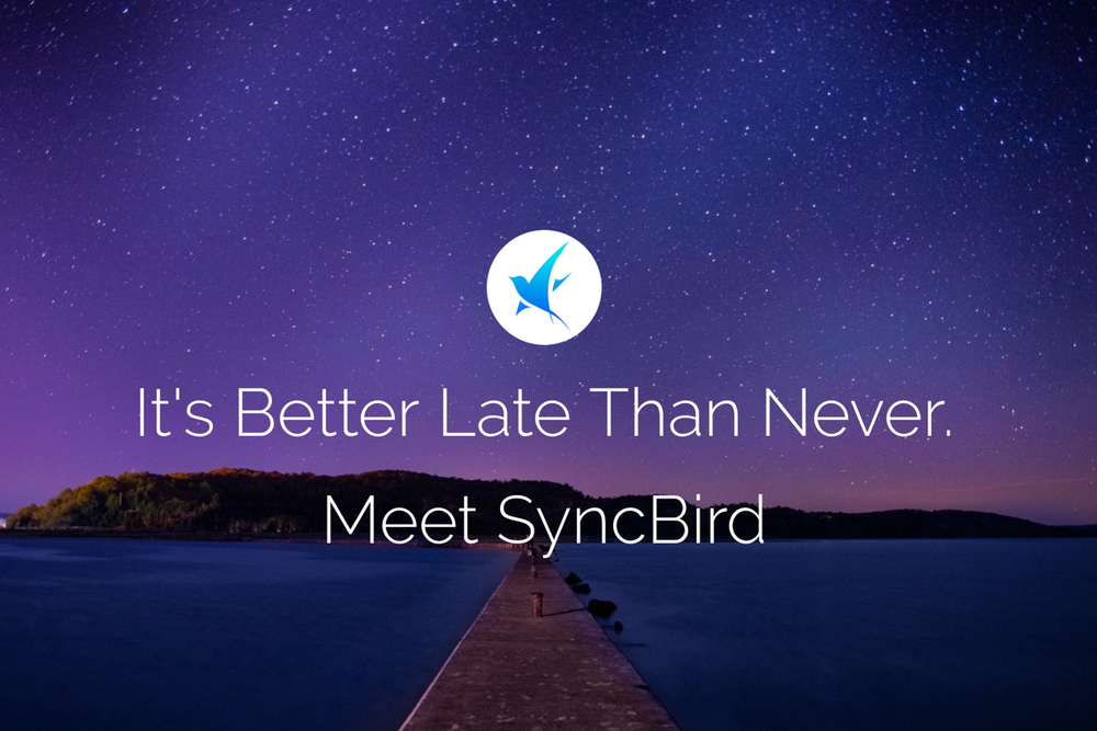 SyncBird Free Version A Preferred iTunes Alternative
